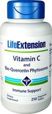 Life Extension ビタミン C& バイオ-ケルセチンフィトソーム 250ベジカプセル
