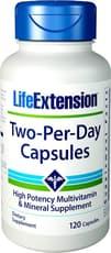 Life Extensions ツーパーデイカプセル 120錠