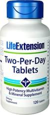 Life Extension トゥーパーデイ 120 錠