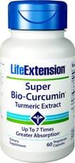 Life Extension スーパーバイオクルクミン 400 mg 60 ベジカプセル