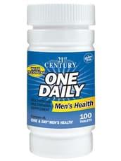 21st Century ワン デイリー 男性の健康 100 錠