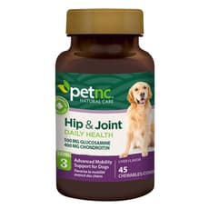 petnc Natural Care Hip & Joint Daily Health Level 3 45 Chewables