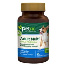 petnc Natural Care Adult Multi Daily Formula 75 Chewables