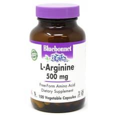 Bluebonnet Nutrition L-アルギニン 500 mg 100ベジカプセル