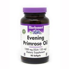 Bluebonnet Nutrition Evening Primrose Oil 1,300 mg 90 Softgels