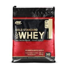Optimum Nutrition ゴールドスタンダード100%ホエイプロテインパウダーバニラアイスクリーム 4.53kg