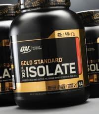 Optimum Nutrition ゴールドスタンダード 100% アイソレート ストロベリークリーム味  1.32 kg