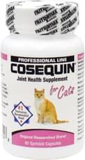 Nutramax コセクイン 猫関節の健康補助食品 80スプリンクラーカプセル