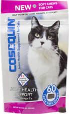 Nutramax コセクイン 関節の健康 猫 60 チュアブル錠