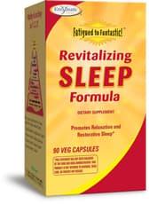 Enzymatic Therapy Revitalizing SLEEP Formula 90 Veg Capsules