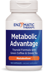Enzymatic Therapy メタボリックアドバンテージ100カプセル