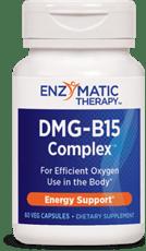 Enzymatic Therapy DMG-B15-Plus 60 Veg Capsules