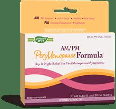 Enzymatic Therapy AM/PM ペリメノウポーズ 60錠