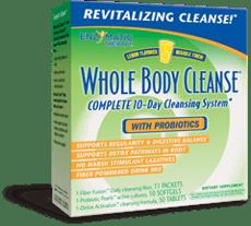 Enzymatic Therapy 全身洗浄剤 完全クリーニングシステム レモン 1キット