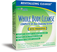 Enzymatic Therapy ホールボディ洗浄 コンプリート 10日間クレンジング システム 1キット