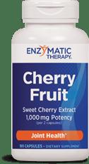 Enzymatic Therapy チェリーフルーツエキス  関節の健康  180 カプセル