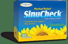 Enzymatic Therapy シヌスチェック 40ソフトジェル
