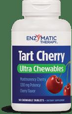 Enzymatic Therapy タート チェリー ウルトラ 90チュアブル錠