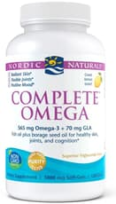 Nordic Naturals コンプリートオメガ 1,000 mg 120ソフトジェル