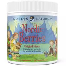 Nordic Naturals ノルディックベリジュ 120 個