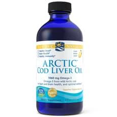 Nordic Naturals アーティックD 北極タラの肝油 レモン風味 237ml