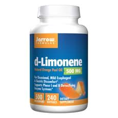 Jarrow Formulas D-リモネン 500 mg 240 ソフトジェル