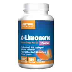 Jarrow Formulas D-リモネン 1,000 mg 180ソフトジェル