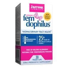 Jarrow Formulas 女性用フェム ドフィルス 30ベジカプセル