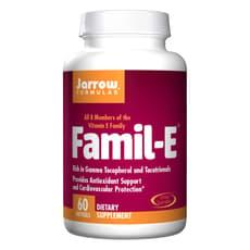 Jarrow Formulas FAMIL-E 60ベジカプセル