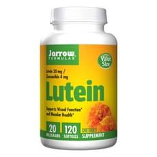Jarrow Formulas ルテイン 20 mg 120ソフトジェル