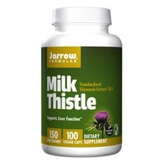 Jarrow Formulas ミルクシスル 150 mg 100ベジカプセル
