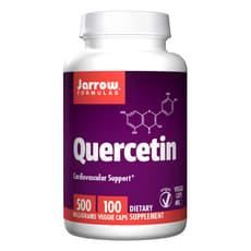 Jarrow Formulas クウェルセチン 500 mg 100ベジカプセル