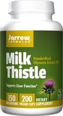 Jarrow Formulas ミルクシスル 150 mg 200 ベジカプセル