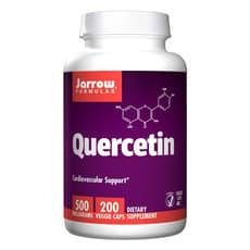 Jarrow Formulas ケルセチン 500 mg 200ベジカプセル