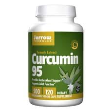 Jarrow Formulas クルクミン 95 500 mg 120 ベジカプセル
