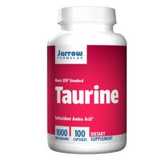 Jarrow Formulas タウリン 1,000 mg 100カプセル