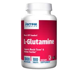 Jarrow Formulas L-グルタミン 1,000 mg 100錠