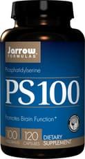 ジャロウフォーミュラズ ホスファチジルセリン PS100 100mg 120カプセル