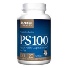 Jarrow Formulas PS 100 ホスファチジルセリン100 mg 120 ソフトジェル