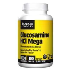 Jarrow Formulas グルコサミン HCI メガ 1,000 mg 100 錠