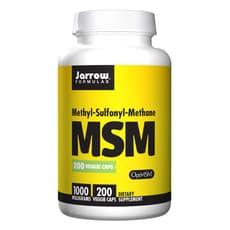 Jarrow Formulas エムエスエム 1,000 mg 200ベジカプセル