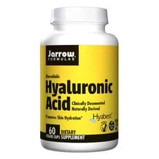 Jarrow Formulas ヒアルロン酸 50 mg 60ベジカプセル