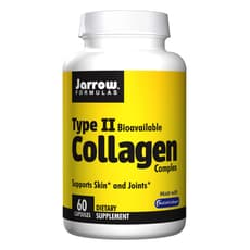 Jarrow Formulas タイプIIコラーゲンコンプレックス 500 mg 60カプセル