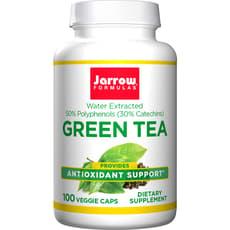 Jarrow Formulas グリーンティー 500 mg 100 ベジカプセル