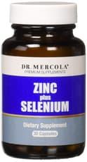 Dr. Mercola Zinc Plus Selenium 30 Capsules