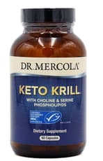 Dr. Mercola Keto Krill 60 Capsules