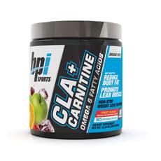 BPI Sports CLA +カルニチンオメガ脂肪酸フルーツパンチ 349g