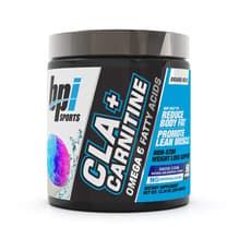 BPI Sports CLA +カルニチンオメガ6脂肪酸スノーコーン 349g
