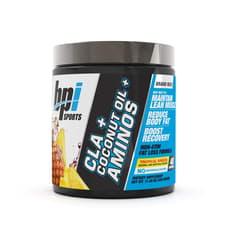 BPI Sports CLA +ココナッツオイル+アミノストロピカルブリーズ 319g