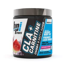 BPI Sports CLA +カルニチンオメガ6脂肪酸スイカフリーズ 299g